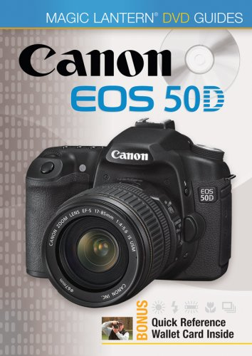 Magic Lantern® DVD Guides: Canon EOS 50D (Canon Magic Lantern)