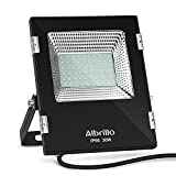 Albrillo LED Flood Lights Outdoor 30W, 200 Watt Equivalent, 2400lm, Daylight White 6000K, Waterproof IP66, Security Light Review