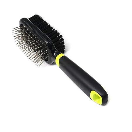 sortie en ligne convient aux hommes/femmes date de sortie Peigne pour Chien Chat Brosse Chien Cheveux Brosse Acier ...