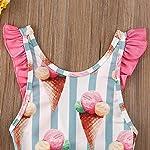 Carolilly-Costume-da-Bagno-Neonata-Bambina-Costume-Intero-Stampa-Gelato-Senza-Schienale-Spiaggia-Mare