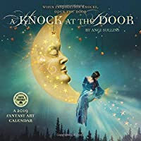 A Knock at the Door 2019 Fantasy Art Wall Calendar