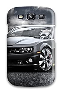 Defender Case With Nice Appearance (chevrolet Camaro Ss) For Galaxy S3