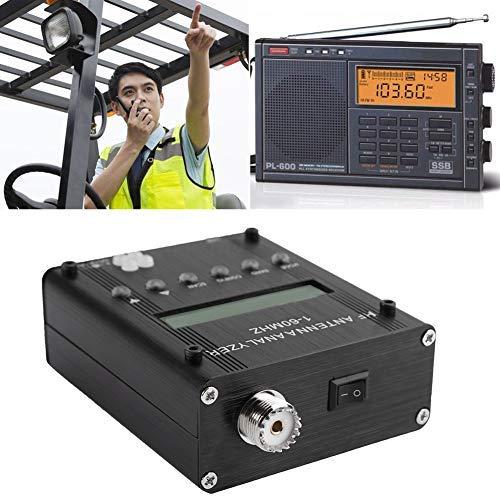 MR300 アンテナアナライザー Acogedor MR300 デジタルショートウェーブアンテナアナライザー メーターテスター 1-60M ハムラジオ用 スタンディングウェーブ、インピーダンス、キャパシタンス、アンテナグラフィック分析用   B07GQQMGJB