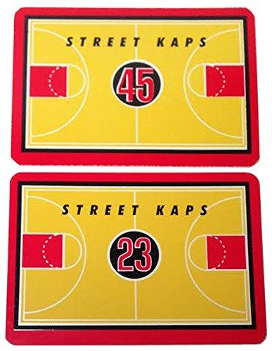 Street Kaps Slammer Game Board Limited Edition Set of 5 (Edition Street Limited)
