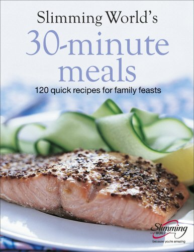 Slimming World's 30-Minute Meals: 120 Fast, Delicious and Healthy Recipes