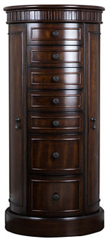 Hives & Honey Bailey Walnut Jewelry Armoire - JCPenney