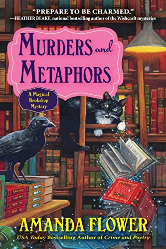 Murders and Metaphors: A Magical Bookshop Mystery by [Amanda Flower]