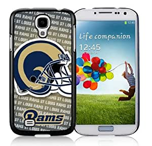 NFL St Louis Rams Samsung Galalxy S4 I9500 Case 006 NFLSGS41788