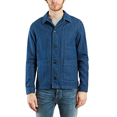 PS Paul Smith West Coast Denim Jacket 53628 Denim Men Spring/Summer Collection -
