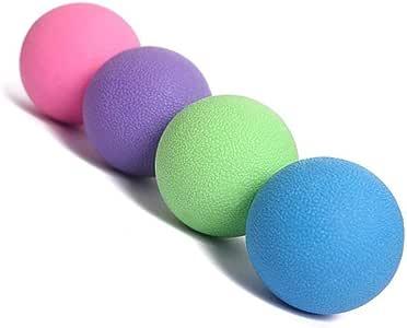 Yoga Massage Ball Fitness Ball 4pcs