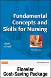 Fundamental Concepts and Skills for Nursing - Text and Elsevier Adaptive Learning Package, deWit, Susan C. and O'Neill, Patricia, 032328888X
