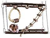Trixie Small Pet Toy Suspension Bridg