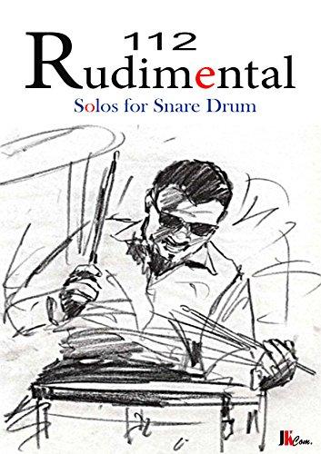 112 Rudimental Solos For Snare Drum (Snare Hybrid)