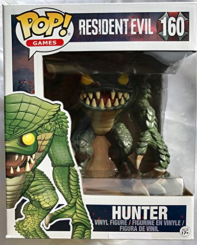 Funko Pop! Games Hunter Gamestop Exclusive Resident Evil 160