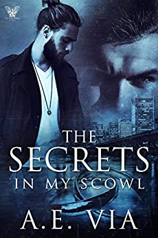 The Secrets in My Scowl by [Via, A.E.]