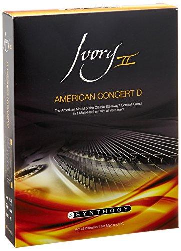 【正規輸入品】 Synthogy Ivory II American Con...