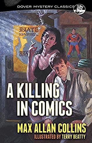 book cover of A Killing in Comics