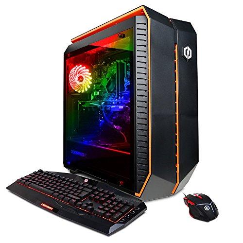 Cyberpower Gamer Master GMA370 Desktop Gaming PC (AMD Ryz...
