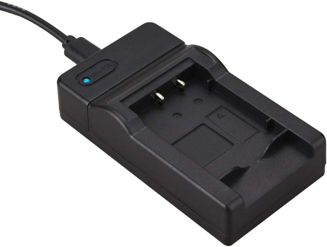 DCR-SR20E DCR-SR21E Handycam Camcorder Micro USB Battery Charger for Sony DCR-SR15E