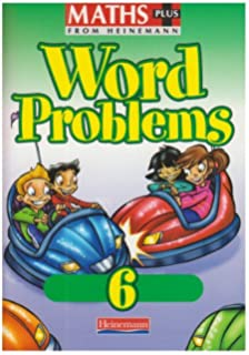 Maths Plus: Word Problems 4 - Pupil Book: Amazon.co.uk: L.J. ...