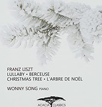 Franz Liszt: Christmas Tree by Wonny Song - Wonny Song - Franz Liszt: Christmas Tree By Wonny Song - Amazon.com