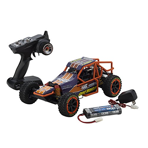 Kyosho Sand Master EZ Series 2WD Buggy - Type 6 Purple (1/10 Scale)