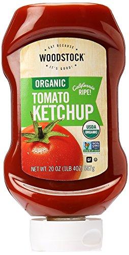 Woodstock Organic Tomato Ketchup, 20 oz