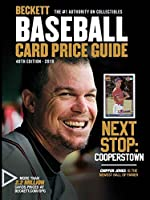Beckett Baseball Card Price Guide 2018
