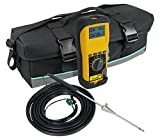 UEi Test Instruments C85-N EOS Combustion Analyzer, NIST-Calibrated