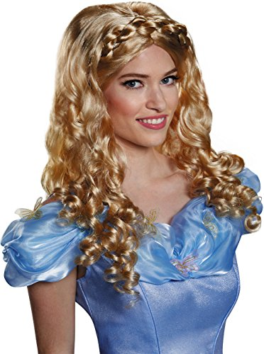 Little Cinderella Infant Costumes (Disguise Cinderella Movie Child Wig Costume)