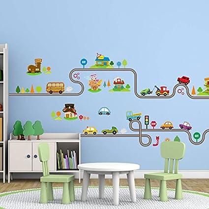 Steins;Gate Anime Cartoon Removable Wall Sticker Decal Home Room Dorm Decor