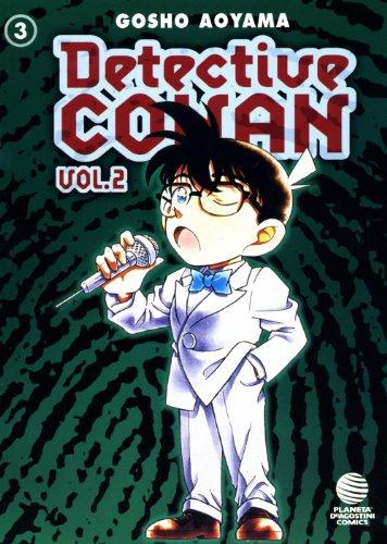 Descargar Libro Detective Conan Ii Nº 03 Gosho Aoyama