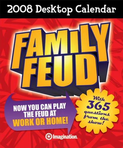 Amazon com: Imagination Entertainment Family Feud Desktop