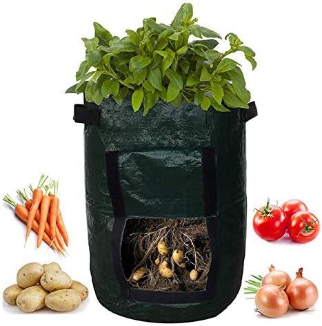 Bolsa para plantar plantas, bolsa de cultivo de patatas, bolsa de ...