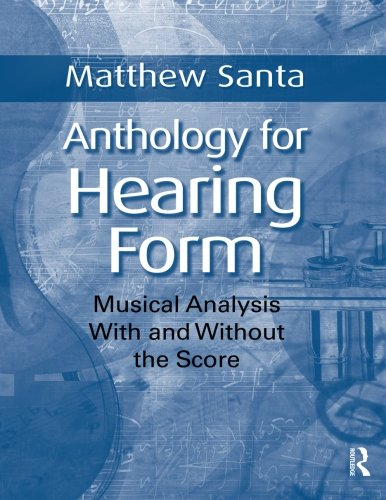 Anthology for Hearing Form: Musical Analysis With and Without the Score