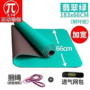 YOOMAT 314 de Arranque Inodoro TPE Yoga Mat Antideslizante ...