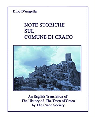 Book The History of the Town of Craco