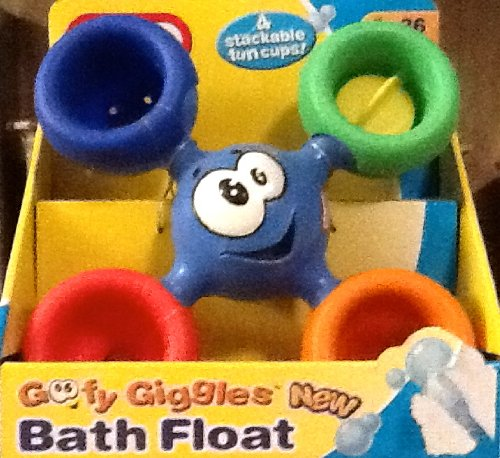 Little Tikes Goofy Giggles Bath Float ()
