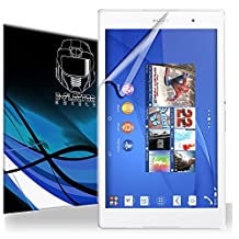 D-Flectorshield Sony Xperia Z3 Tablet Compact Scratch Resistant Screen Protector - Free Replacement Program