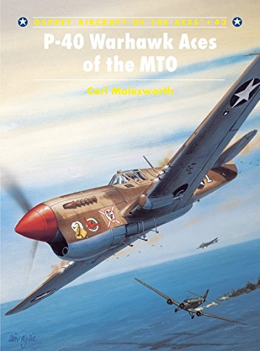 Download P-40 Warhawk Aces of the MTO (Osprey Aircraft of the Aces No 43) pdf epub