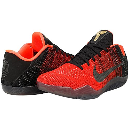the latest ebd8a eb2ed Nike Kobe XI Elite Low (University Red Mtllc Gold-Blk-Brgh) - Import It All