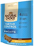 NATURAL CHOICE Tartar Control Adult Biscuits Chicken and Whole Brown Rice Recipe - 32 oz. (907 g)