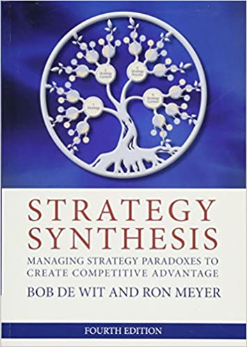Strategy Synthesis: Managing Strategy Paradoxes to Create ...