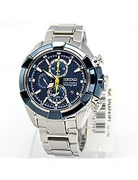Seiko Velatura Silver Watch SNAE19P1