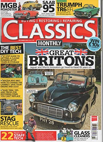 (Classics Monthly Magazine, October 2013 (Issue 208))