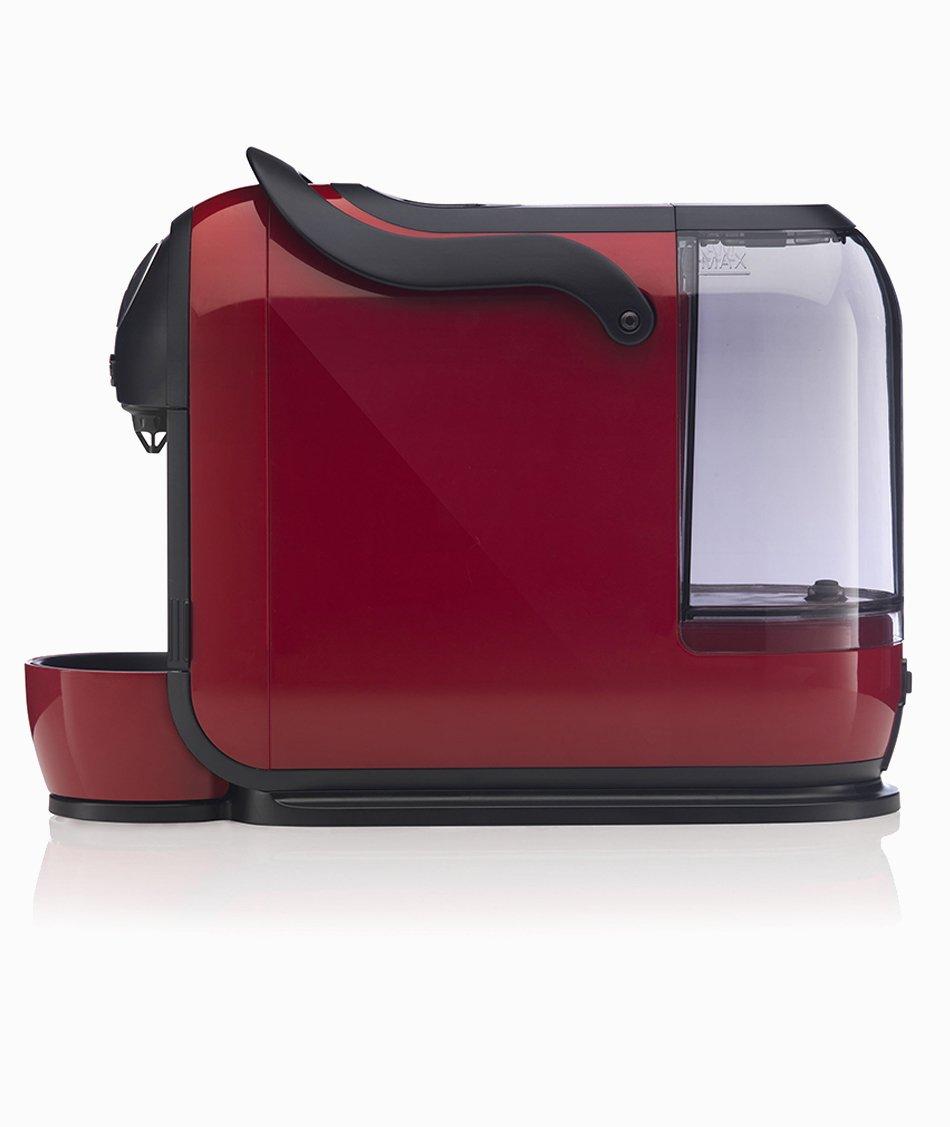 Máquina Café Caffitaly Clio S21 roja y negra: Amazon.es: Hogar