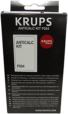Krups Vannico Pastillas de descalcificación para la limpieza de ...