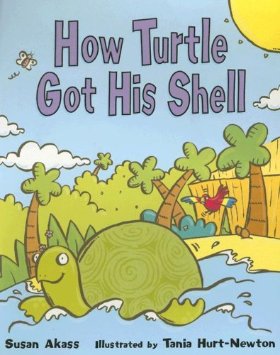 Read Online Rigby Literacy: Student Reader  Grade 2 (Level 12) How Turtle Got His Shell pdf epub