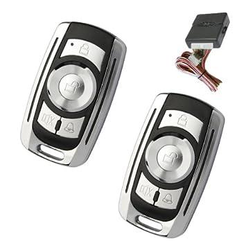 100F05 - Sistema remoto de coches Cierre centralizado de bloqueo sin llave con los reguladores alejados