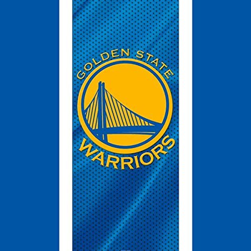 NBA Golden State Warriors Xbox 360 (Includes HDD) Skin - Golden State Warriors Jersey Vinyl Decal Skin For Your Xbox 360 (Includes HDD)